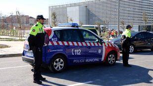 Imagen de archivo de la Policía Municipal de Móstoles.