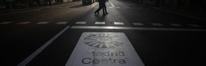 Un año en 12 imágenes: del adiós de Cifuentes a Madrid Central