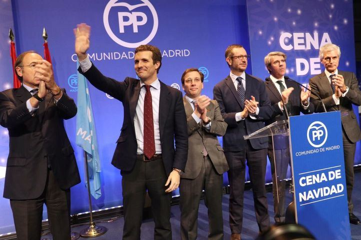 Madrid espera ya a los candidatos de PP y PSOE en una semana decisiva