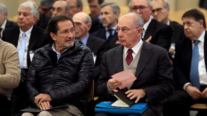 Rodrigo Rato ha declarado en el juicio por la salida a Bolsa de Bankia
