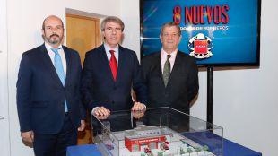 Madrid construirá ocho parques de bomberos, cuatro de ellos antes de 2020