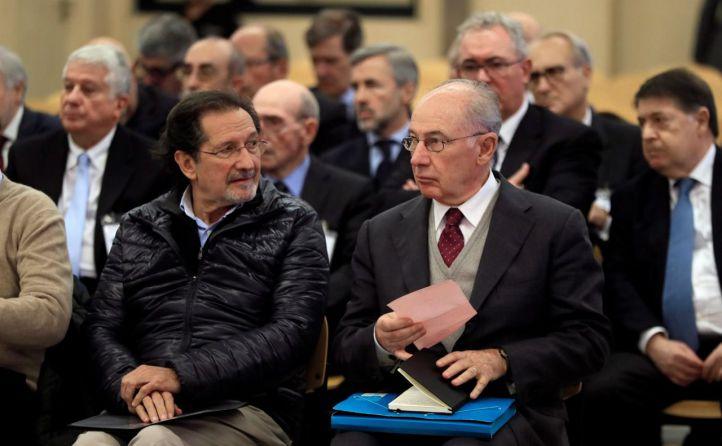 Rato señala a Rajoy como culpable de su salida de Bankia