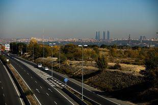 Primer impacto de Madrid Central: un 20% menos de contaminación