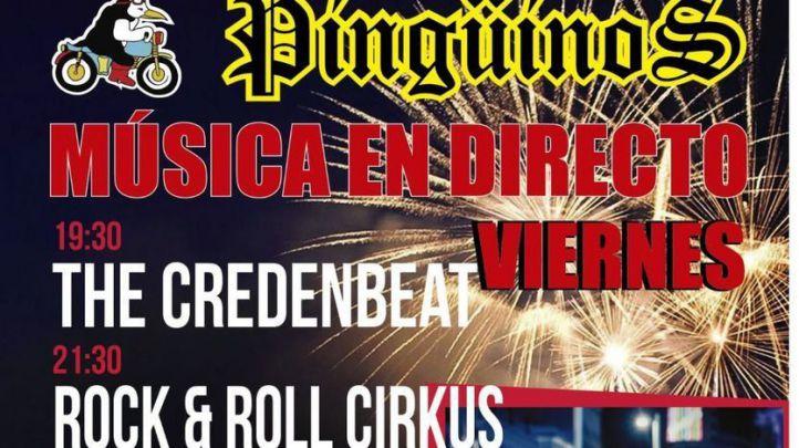 Credenbeat pone banda sonora rockera a la concentración mundial de moteros