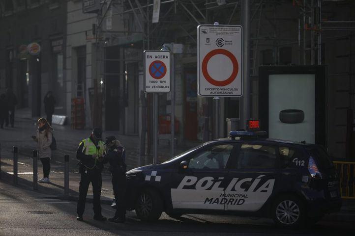La otra cara de Madrid Central: las ventas caen un 15%, según los empresarios