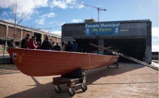 Más horas, mismos barcos: el lago se prepara para la llegada de los remeros