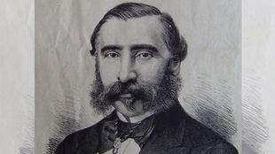 El político y jurista Manuel Alonso Martínez.