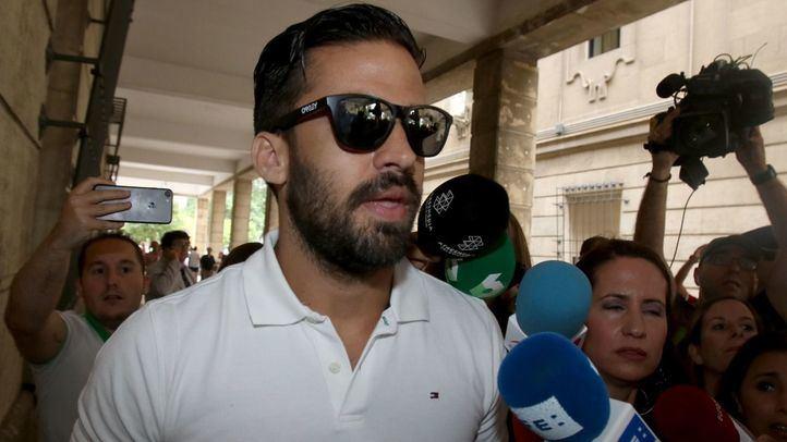 El guardia civil Antonio Manuel Guerrero, miembro de La Manada.