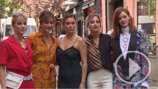 Vuelven 'Las Chicas del Cable' con la grabación de la cuarta temporada