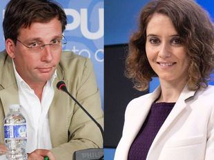 Dudas despejadas: Almeida al Consistorio y Díaz Ayuso a la Comunidad