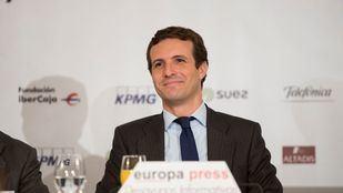 Casado presenta en Madrid a los candidatos de la