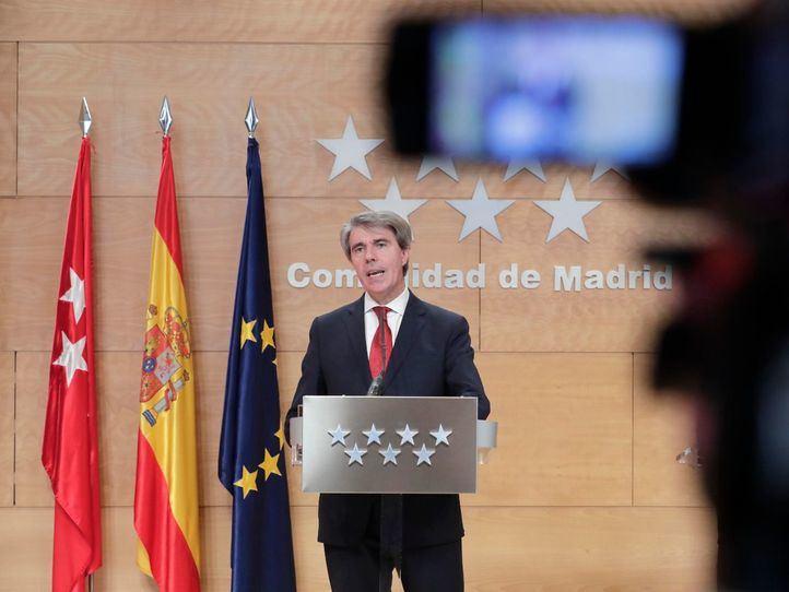 El PP Madrid agracede a Garrido su