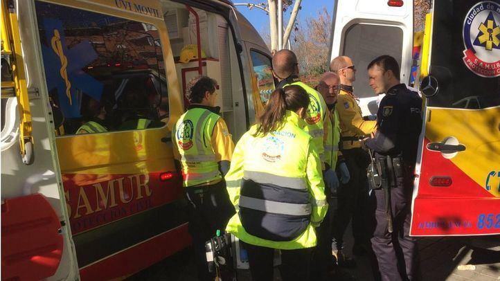 Una reyerta en Carabanchel se salda con tres heridos