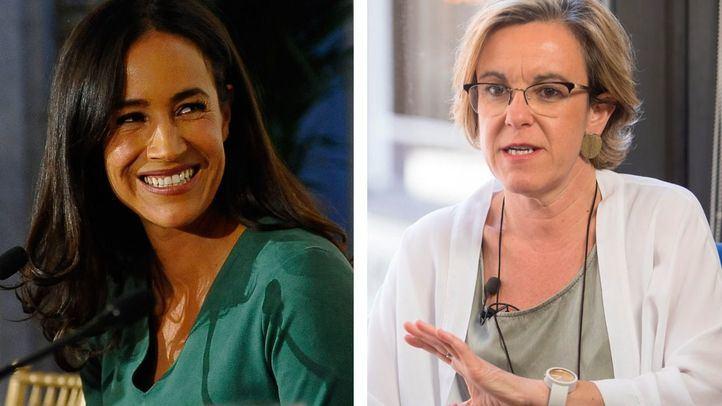 Begoña Villacís (C's) y Purificación Causapié (PSOE), portavoces de sus respectivos partidos en el Ayuntamiento de Madrid, debatirán esta tarde en Com.Permiso, el espacio de debate radiofónico de Onda Madrid.