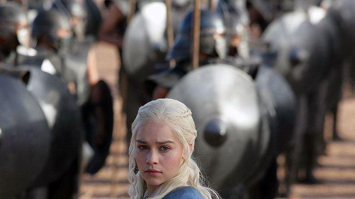 Daenerys frente a los Inmaculados
