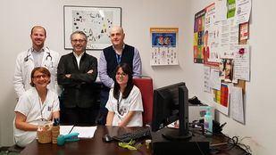 Profesionales de la Unidad de Insuficiencia Cardiaca del Hospital 12 de Octubre