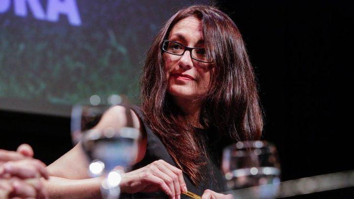 Sol Sánchez, exdiputada de IU en el Congreso.
