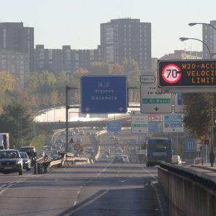 Madrid vuelve a activar el protocolo por alta contaminación