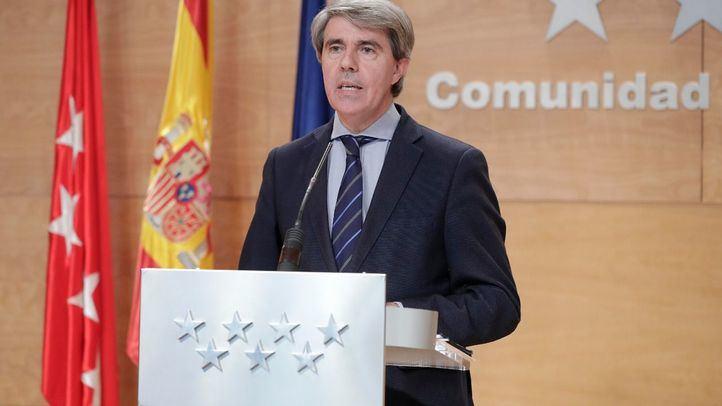 El presidente de la Comunidad de Madrid, Ángel Garrido, lamentó la disminución de inversiones en la región prevista en los Presupuestos Generales del Estado de Pedro Sánchez.