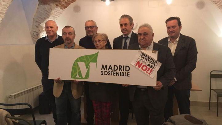 Afectados por Madrid Central denuncian perdidas de un 15% en Navidad