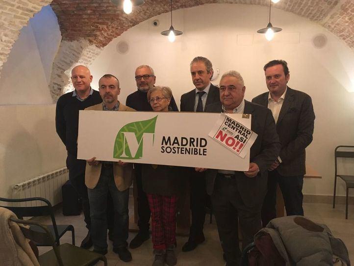 Afectados por Madrid Central denuncian perdidas de casi un 15% durante la Navidad