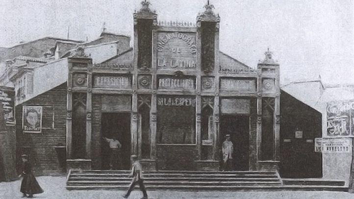 Teatro La Latina.