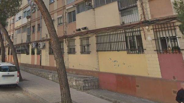 Los hechos ocurrieron en la calle Godella, en el barrio de San Cristóbal Industrial