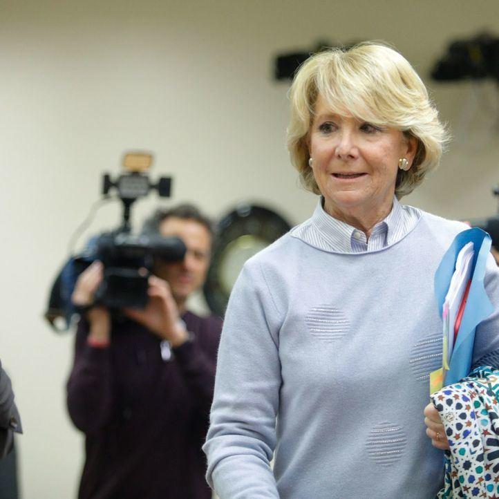 Anticorrupción investigará la gestión de siete hospitales públicos en época de Esperanza Aguirre