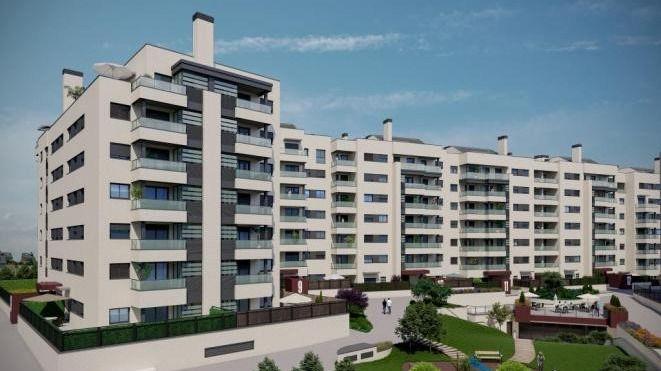Sacyr gana varios proyectos de edificación en Madrid