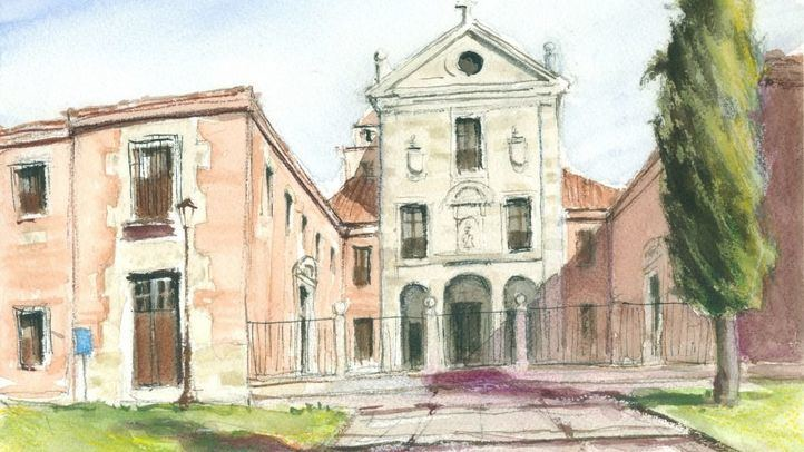 Un paseo por las 50 plazas del Viejo Madrid