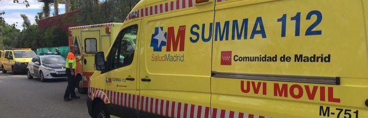 Muere electrocutado un trabajador de 49 años en La Serna del Monte