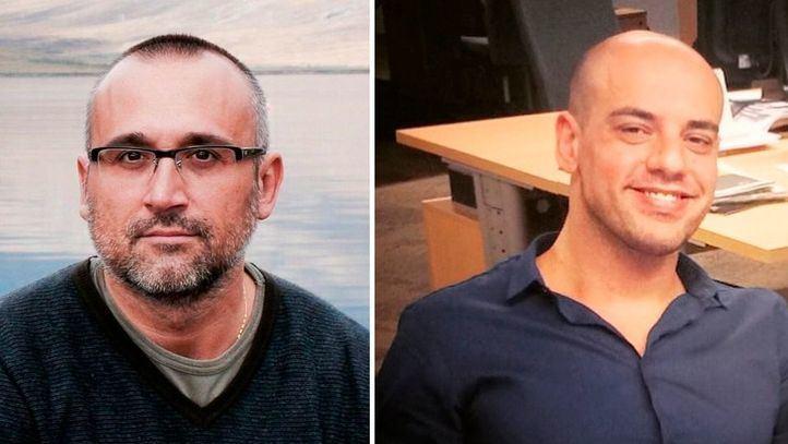 Los periodistas Ferrán Boiza (El Mundo) y Carlos Hidalgo (ABC) se dan cita esta tarde en Com.Permiso