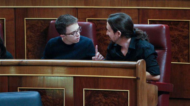 Los planes de Errejón pillan por sorpresa a la dirección de Podemos