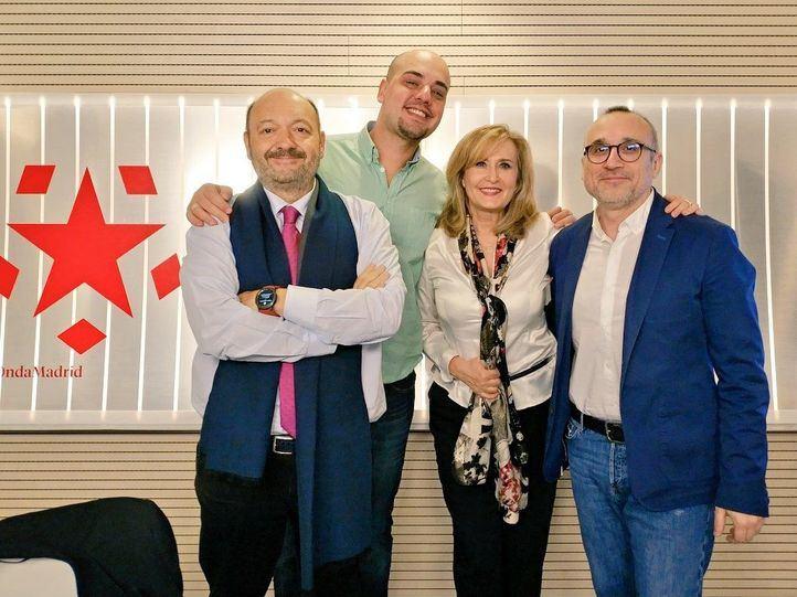 Boiza e Hidalgo coinciden: 'Errejón da por muerta la marca Podemos'