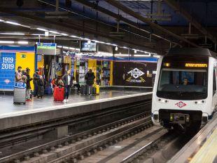 Continúan los paros parciales en Metro este sábado