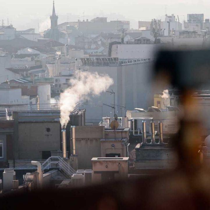 Hoy, sin restricciones al tráfico por contaminación tras cuatro días