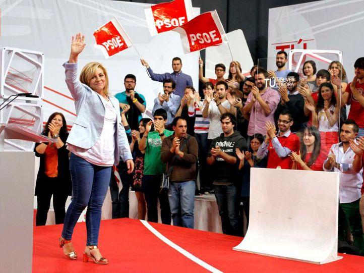 El PSOE-M resta fuerza a Elena Valenciano como alcaldable