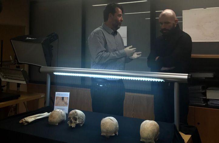 94 cadáveres encontrados en 2017 en Atocha