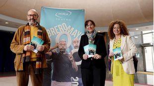 Presentación del programa cultural en el MIRA Teatro de Pozuelo.