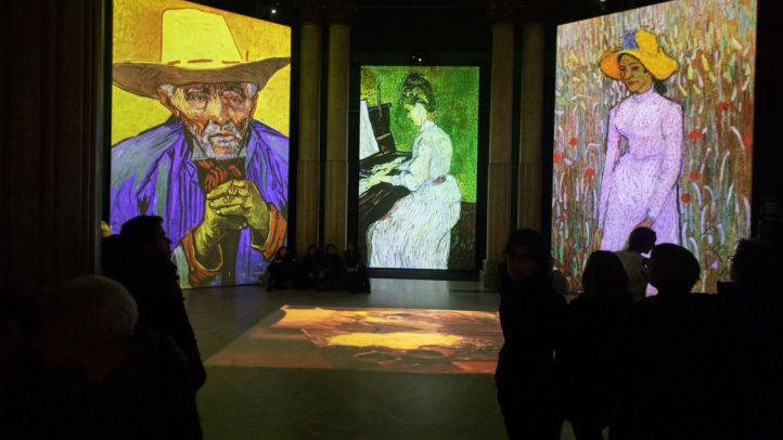 Un paseo por el universo de Van Gogh