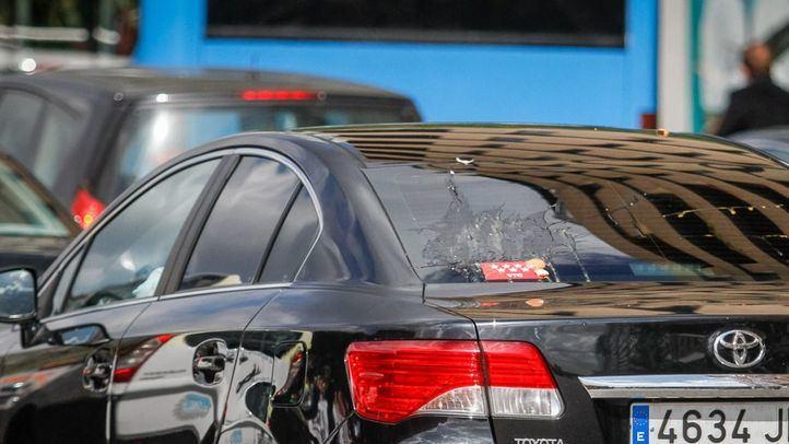 Ana Sainz sufre una agresión de un taxista mientras viajaba en Uber