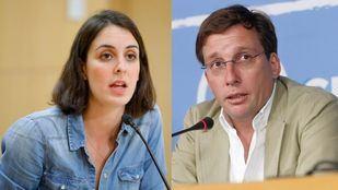 Rita Maestre y Jose Luis Martínez-Almeida: cara a cara en Onda Madrid