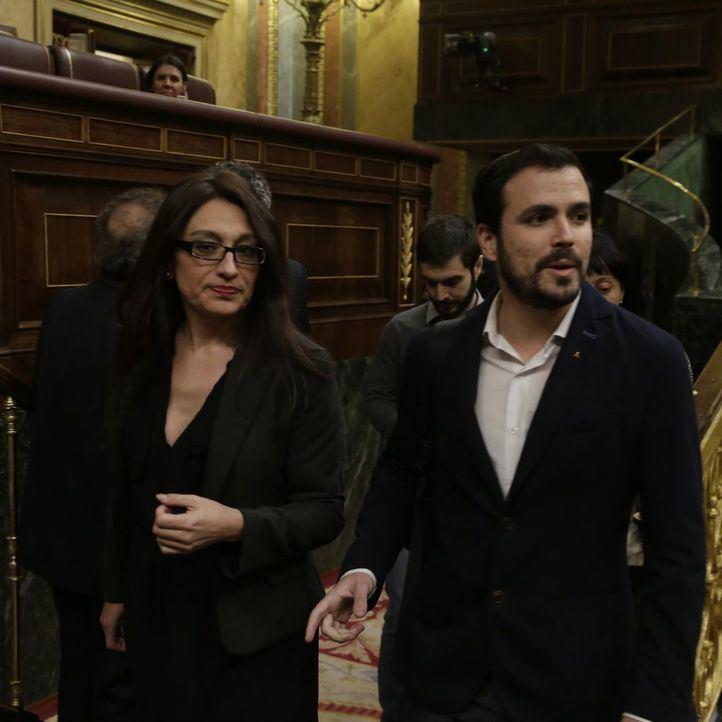 Sol Sánchez vuelve a la Cámara Baja con la salida de Errejón