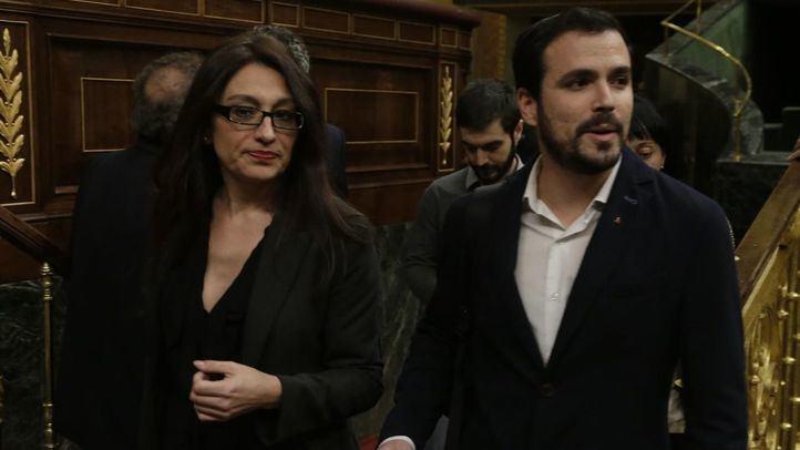 Sol Sánchez ya ejerció como diputada entre enero y mayo de 2016, en la conocida como 'legislatura corta'.
