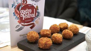 Uno de los platos de Gastrofestival de la pasada edición.