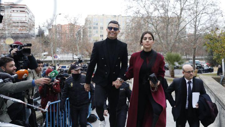 Cristiano Ronaldo, condenado a 23 meses de cárcel y 19 millones de multa