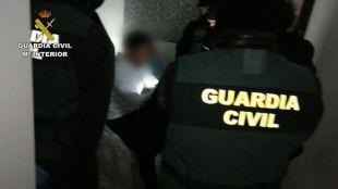 Detención de un ciudadano marroquí en Getafe por autoadoctrinamiento yihadista.