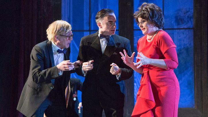 Nekrassov: una comedia de Sartre