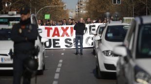 Fracasa la nueva reunión de urgencia entre Comunidad de Madrid y taxistas