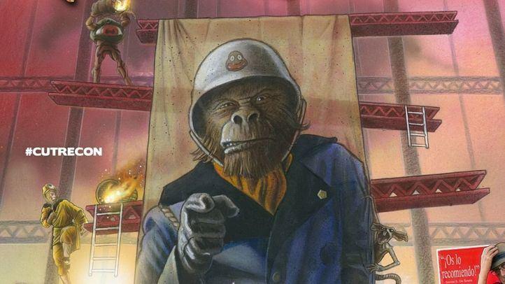 Imitadores de Tarzán y primos deformes de King Kong reviven la apoteosis del cine cutre